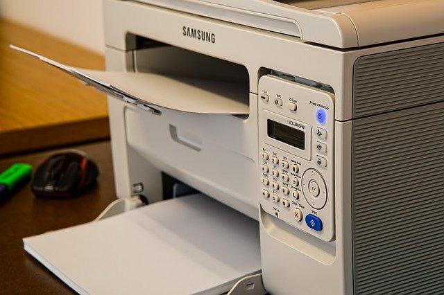 najem tiskalnika